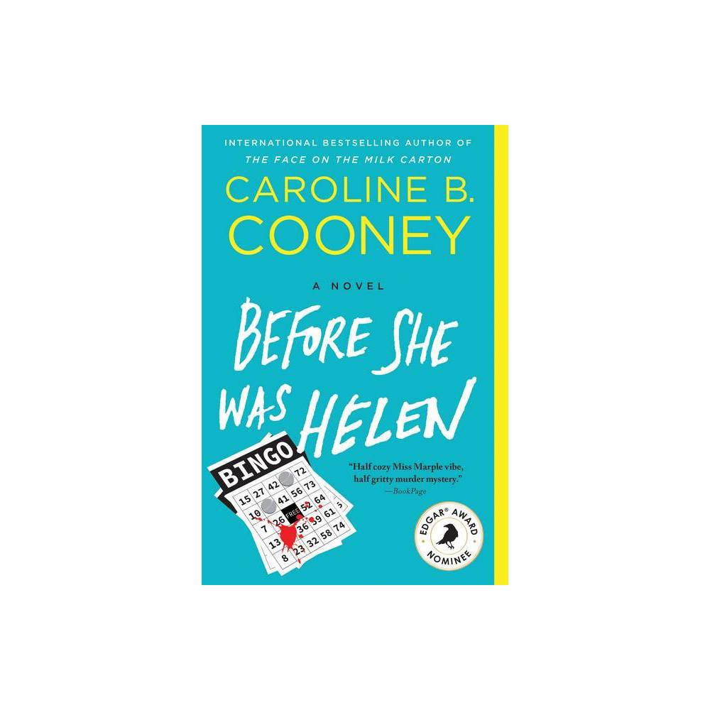 Before She Was Helen By Caroline Cooney Paperback