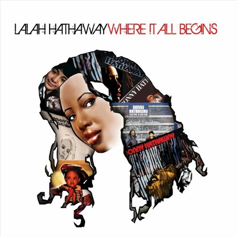 Lalah Hathaway - Where It All Begins (CD) - image 1 of 1