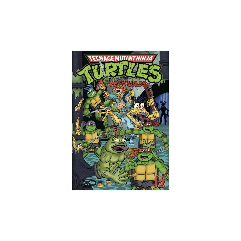 Teenage Mutant Ninja Turtles Adventures 12 (Paperback) (Dean Clarrain)