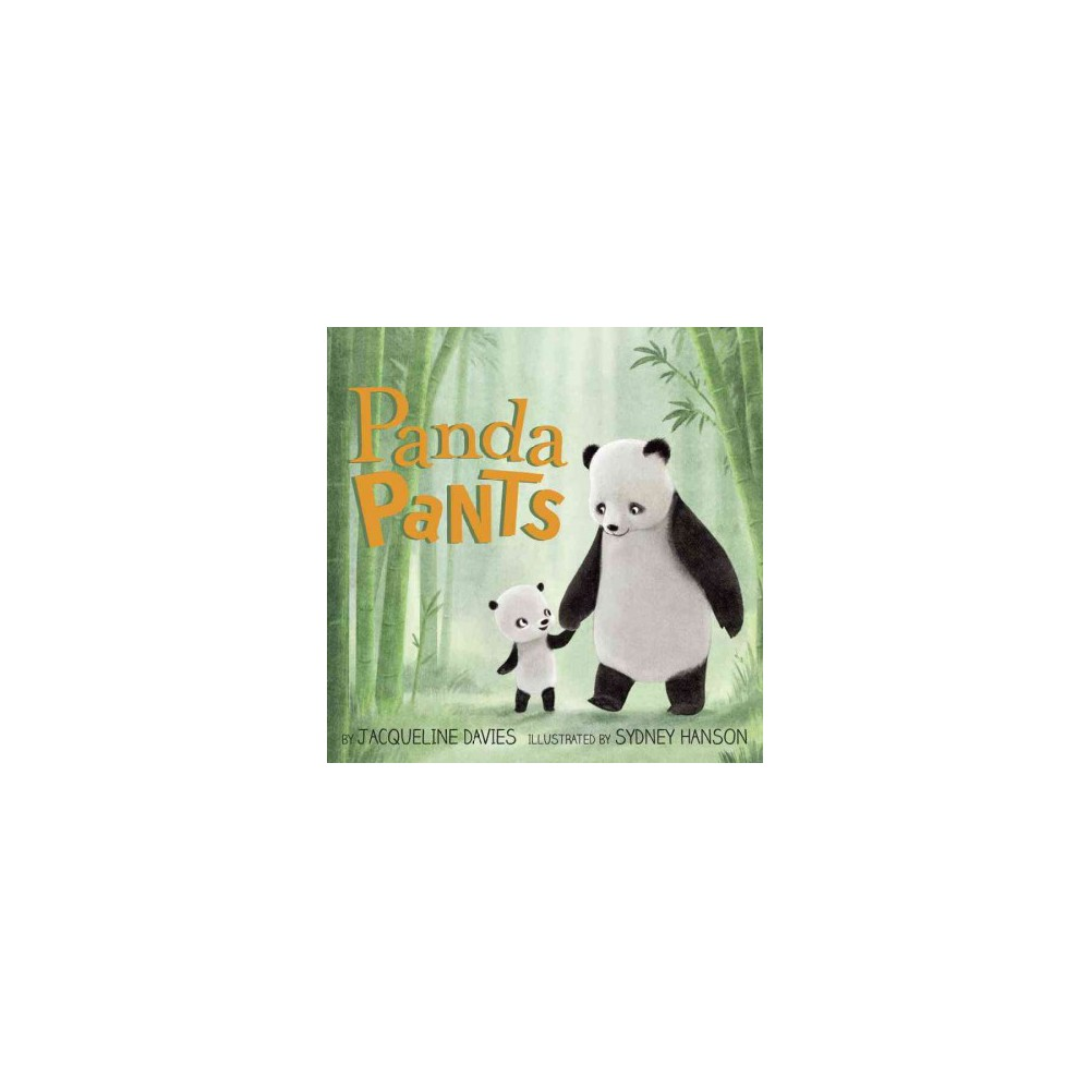 Panda Pants (Hardcover) (Jacqueline Davies)