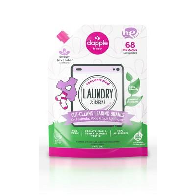 Dapple Baby Laundry Detergent Lavender - 34oz