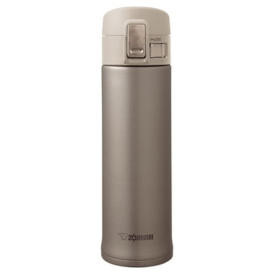 Zojirushi 16oz Stainless Steel Vacuum Insulated Mug with SlickSteel® Interior- Champagne Gold