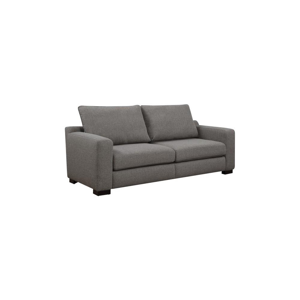Geneva - 78 Sofa - Gray - Serta