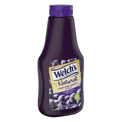 Jams & Jellies: Welch's Natural