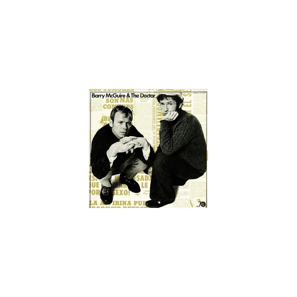 Barry Mcguire - Barry Mcguire & The Doctor:Barry Mcgu (CD)