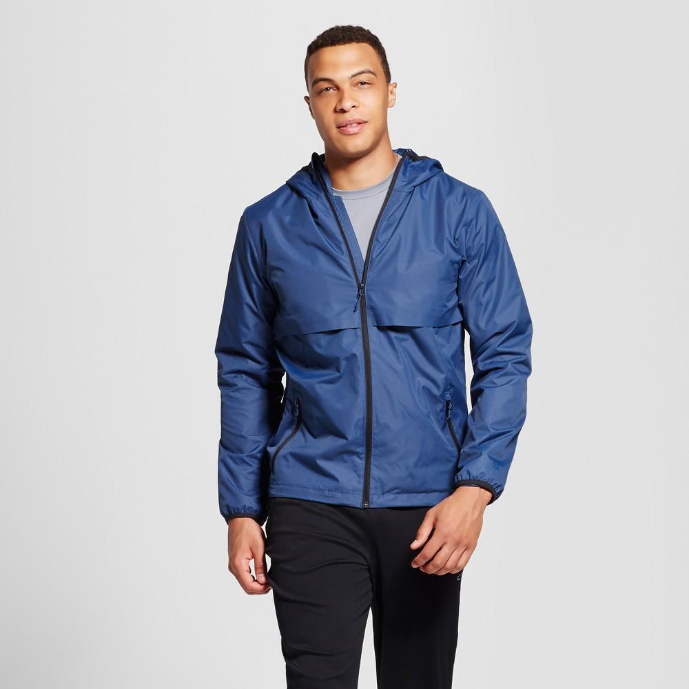 Men's Packable Windbreaker Jacket - C9 Champion Cruising Blue XL