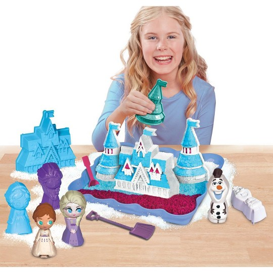 Disney Frozen 2 Make Your Own Magical Adventure Craft Activity Kit image number null
