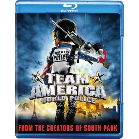 Team America: World Police (Blu-ray) - image 1 of 1