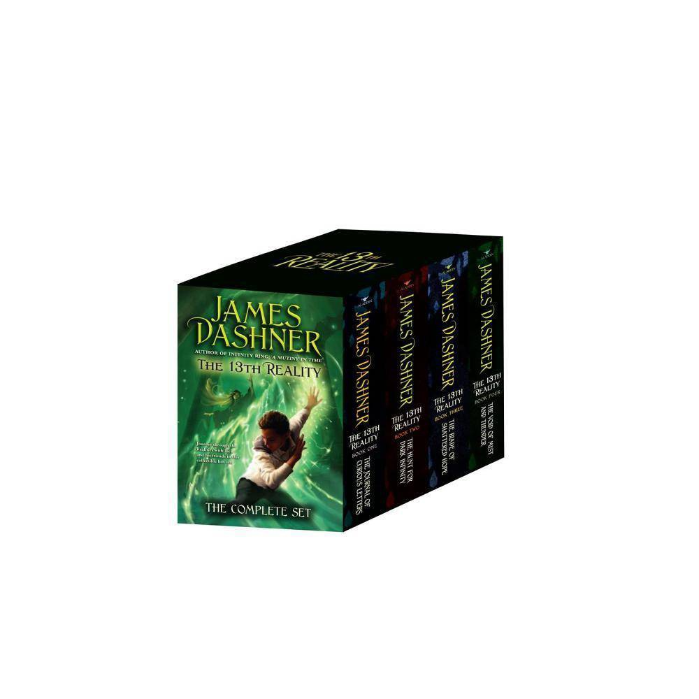 The 13th Reality Boxed Set By James Dashner Paperback