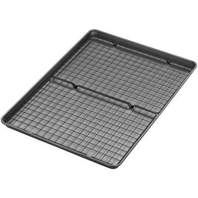 Wilton Mega Cookie Sheet with 2 Cooling Racks