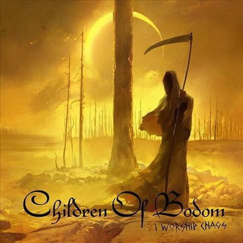 Children of bodom - I worship chaos (CD) - image 1 of 1