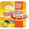 Oscar Mayer Lunchables Extra Cheesy Pizza - 4.2oz - image 2 of 4