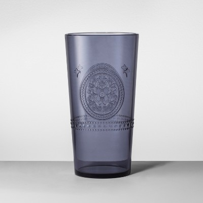 Plastic Tumbler 22oz Blue - Opalhouse™