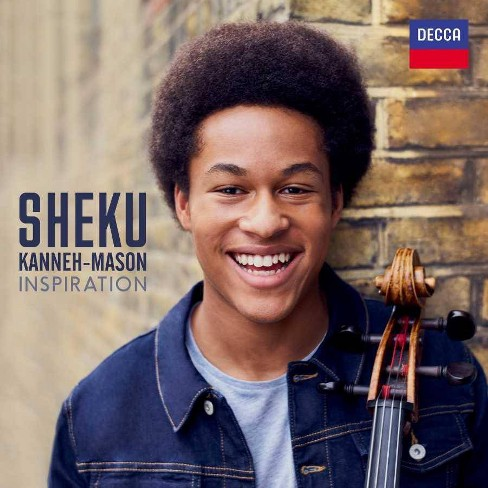 Sheku Kanneh-Mason - Inspiration (CD) - image 1 of 1