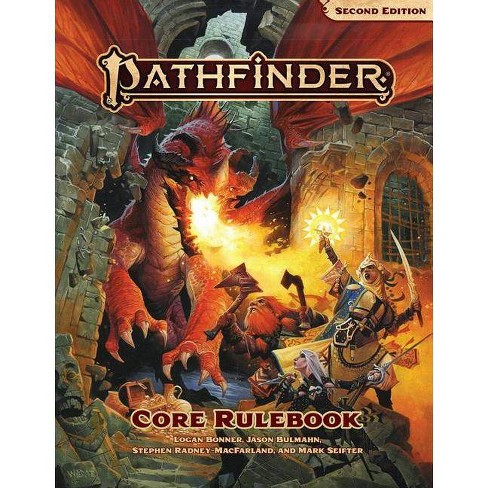 Pathfinder Core Rulebook (P2) - (Hardcover) - image 1 of 1