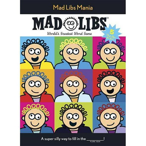 Mad Libs Mania (Paperback) by Roger Price