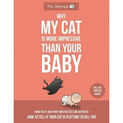 Why My Cat Is More Impressive Than Your Baby -  by Matthew Inman (Paperback)