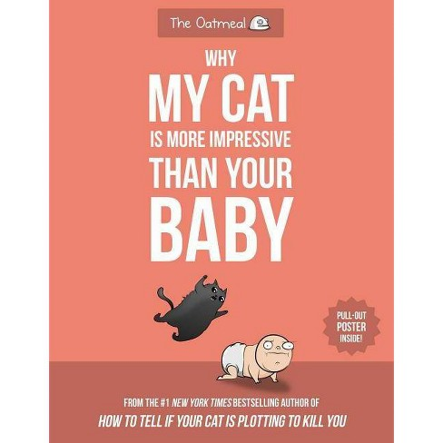 Why My Cat Is More Impressive Than Your Baby -  by Matthew Inman (Paperback) - image 1 of 1