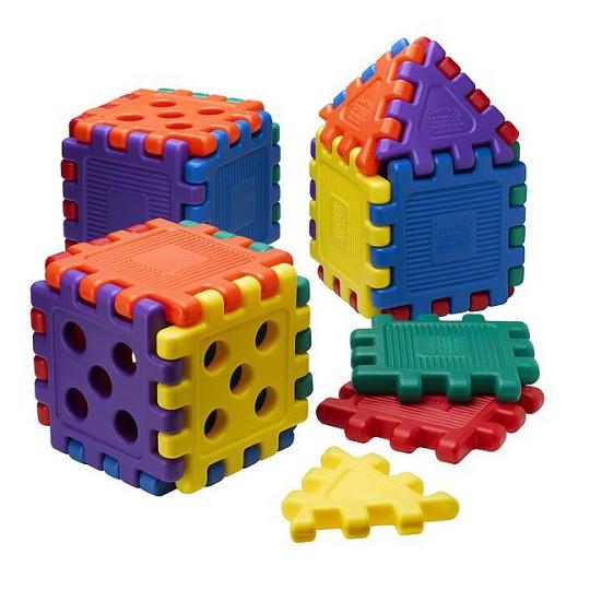 CarePlay Grid Blocks - 48 Piece image number null