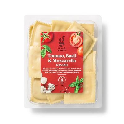 Tomato, Basil & Mozzarella Ravioli - 9oz - Good & Gather™