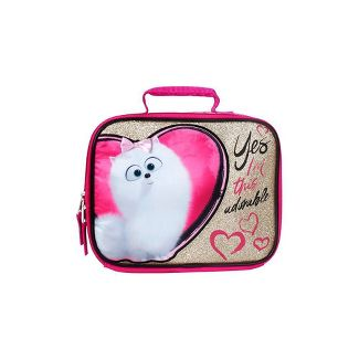 The Secret Life Of Pets Lunch Bag - Pink