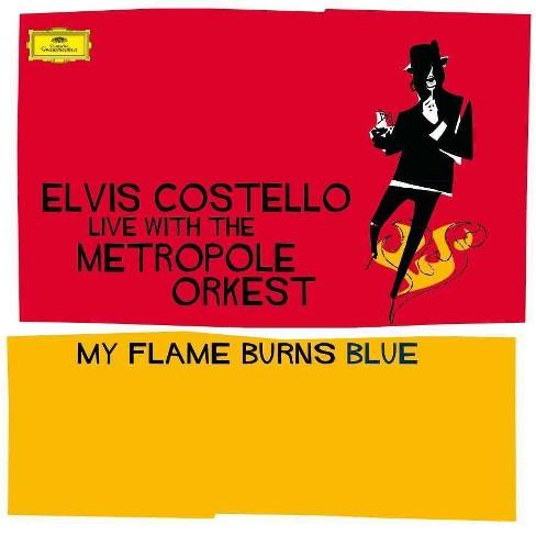Elvis Costello - My Flame Burns Blue (Vinyl) - image 1 of 1