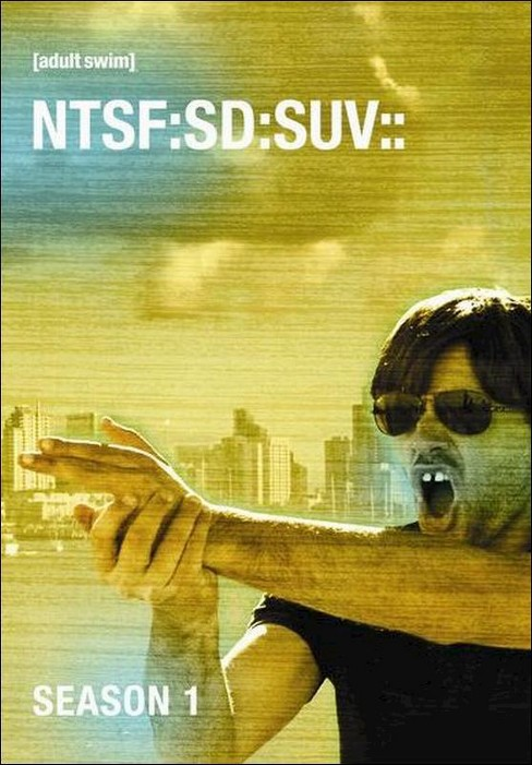Ntsf:Complete first season (DVD) - image 1 of 1