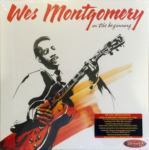 Wes montgomery - In the beginning (Vinyl) - image 1 of 1