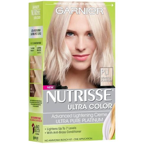 Garnier Nutrisse Ultra Pure Platinum Pl1 Target