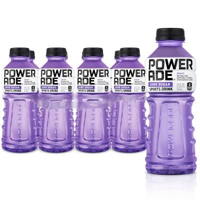 POWERADE Zero Grape Sports Drink - 8pk/20 fl oz Bottles