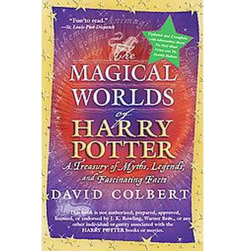 Magical Worlds of Harry Potter : A Treasury of Myths, Legends, and Fascinating Facts (Updated) - image 1 of 1