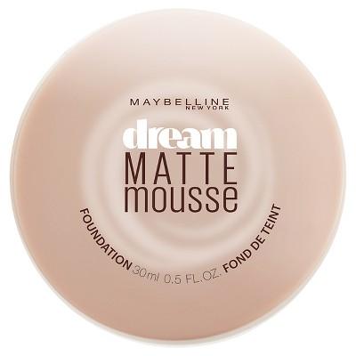 Maybelline Dream Matte Mousse Foundation - 0.5 fl oz