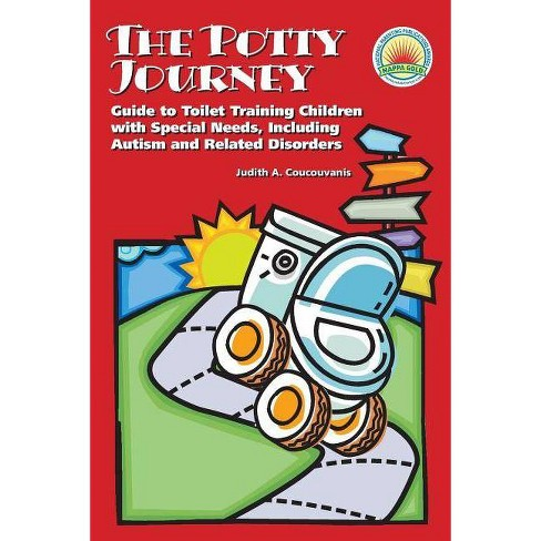 The Potty Journey - by  Judith A Coucouvanis (Paperback) - image 1 of 1