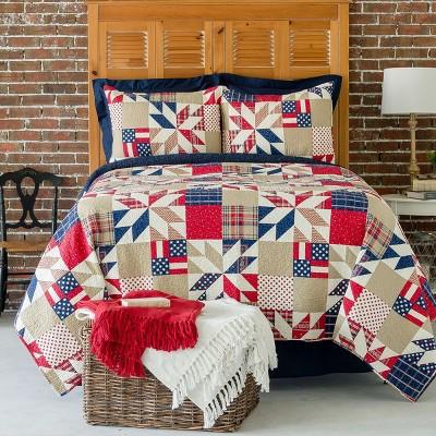 C&F Home Levi Mini Quilt Set