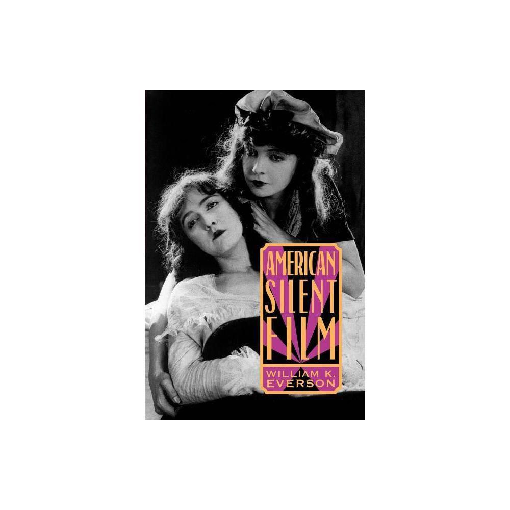 Amern Silent Film Pb By William K Everson Paperback