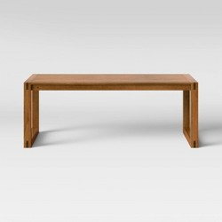 Kaufmann Wood Patio Coffee Table - Natural - Project 62™