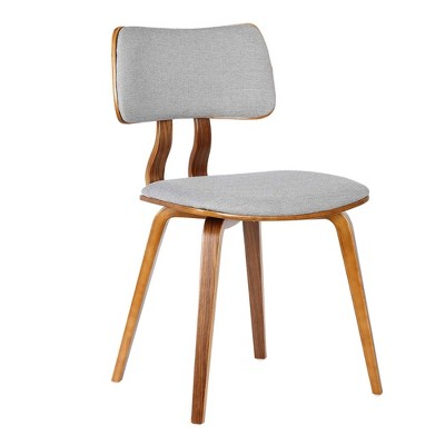 Ceritos Mid-Century Dining Chair Gray - Armen Living