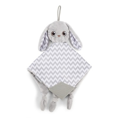PaciPal Teether Blanket Bunny