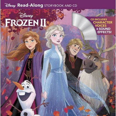 Frozen 2 Readalong Storybook (Readalong Storybook and Cd) - by Disney (Mixed Media Product)