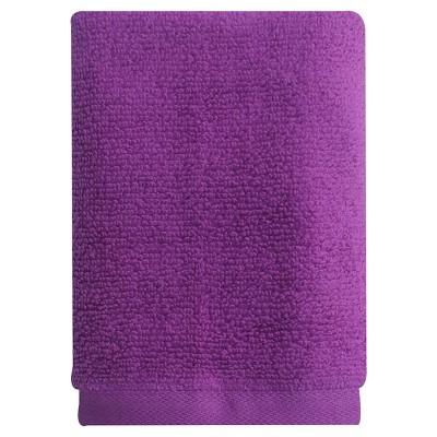 Fast Dry Hand Towel Purple Elegance - Room Essentials™