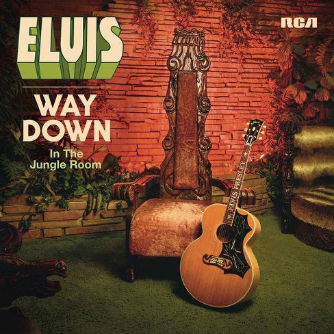 Elvis Presley - Way Down In The Jungle Room (Vinyl) - image 1 of 1