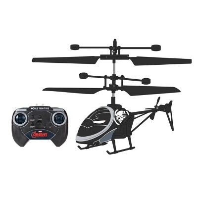 World Tech Toys Marvel Black Panther 2CH IR Helicopter