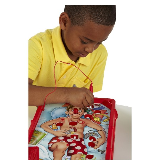 Operation Board Game, Kids Unisex image number null