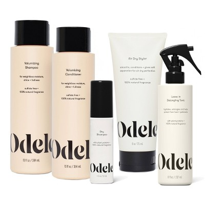 Odele Beauty Volumizing Hair Care Collection