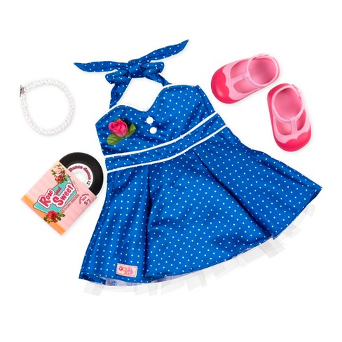 Our Generation® Retro Regular Outfit - Dance Party™ - image 1 of 2