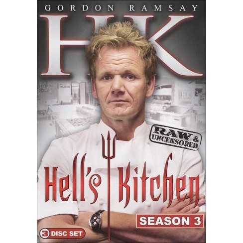 about this item - Hells Kitchen Season 3