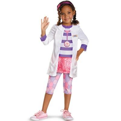 Doc McStuffins Disney Doc McStuffins Doc Classic Toddler Costume