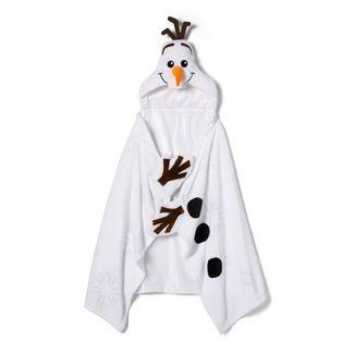 "30""x50"" Toddler Frozen 2 Olaf Hooded Blanket - Disney store"