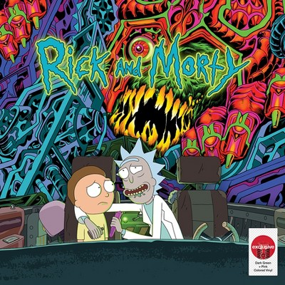 Rick and Morty The Rick and Morty Soundtrack (Target Exclusive Vinyl)