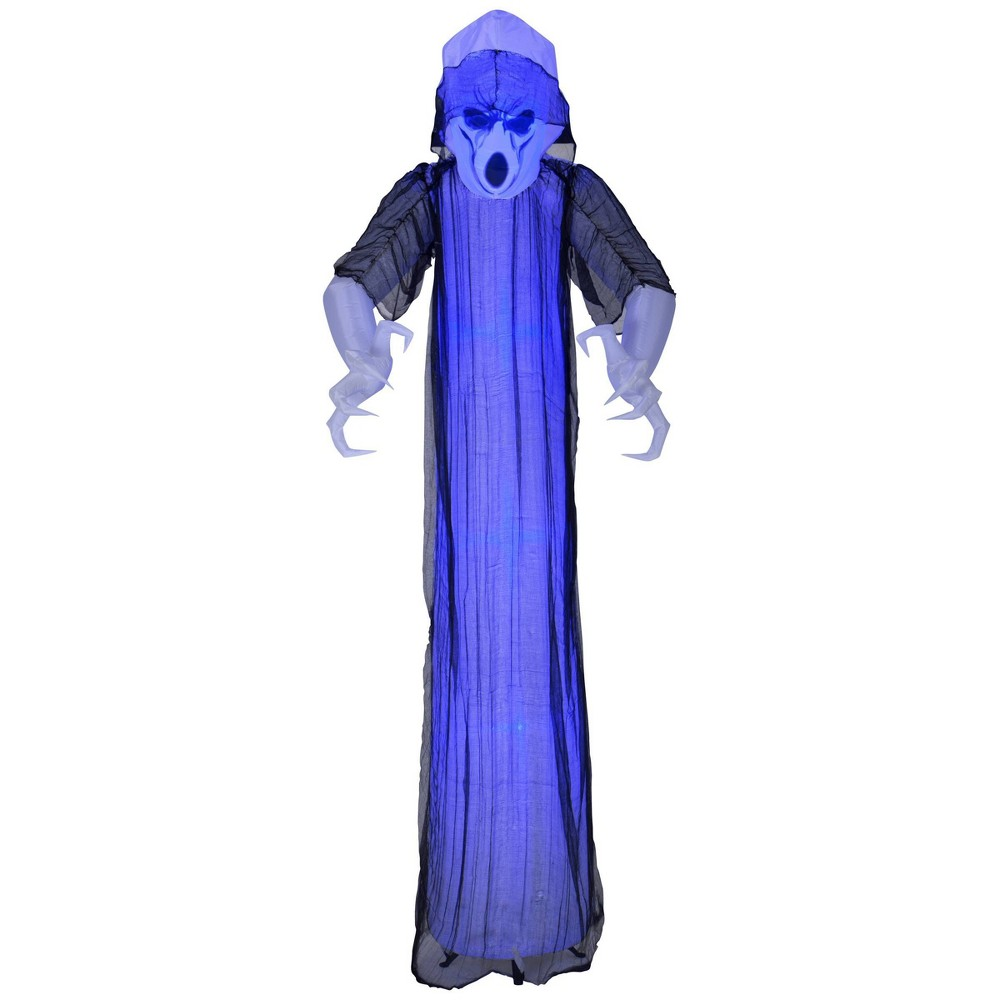 8 39 Ghost Inflatable Halloween Decor